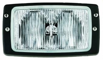 Module 6213 Halogen Double Beam Flush Mount Work Lamp (CR)