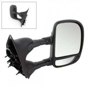 Manual Extendable - Manual Adjust Mirror - Right