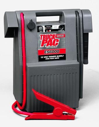 Truck PAC - 3000 Peak Amp 12 Volt Jump Starter