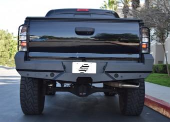 Elevation Rear Bumper