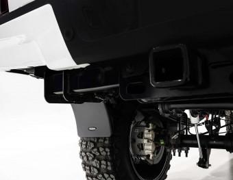 Trail Armor Mud Flaps - exclusive for Bushwacker Pocket Style Fender Flares
