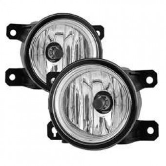 OEM Fog Lights with Switch - Clear