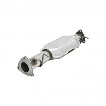 Catalytic Converter - Direct Fit - 2.75 in Inlet / 2.50 in. Outlet - 49 State