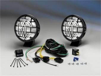 KC Apollo Pro Series Fog Light Kit
