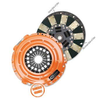 Dual Friction(R), Clutch Pressure Plate and Disc Set