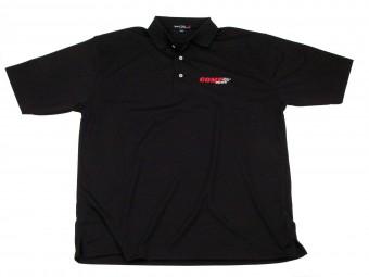 Polo, Black COMP Dri-Mesh 2XL