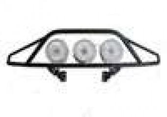 Light Mounting - Pre-Runner Light Bar - 09-14 F150 - Gloss Blk