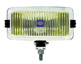 530 Series Amber Halogen Fog Lamp Kit H3 12V 55W
