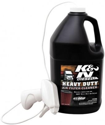 Heavy Duty Filter Cleaner, DryFlow 1 gal, 128 oz