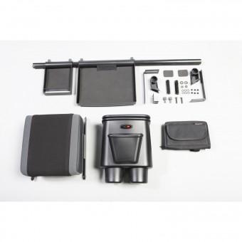 Interior Comfort Kit; 07-10 Jeep Wrangler JK
