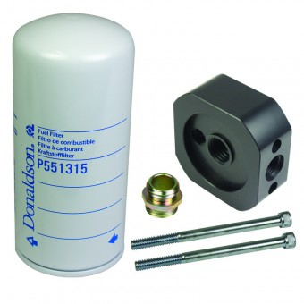 Flow-MaX Add-On Post Fine Particle Fuel Filter Kit