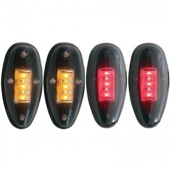 LED Dually Fender Lights