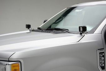 Hood Hinge LED Kit