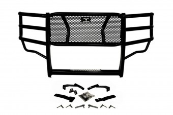 Wrangler Series; Grille Guard