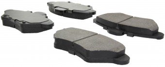 StopTech Sport Brake Pads with Shims and Hardware