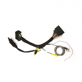 Cargo Camera Plug N Play Harness