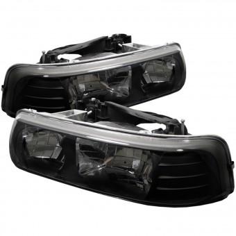 Crystal Headlights