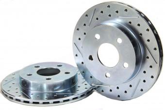 Baer Sport Rotor Pair