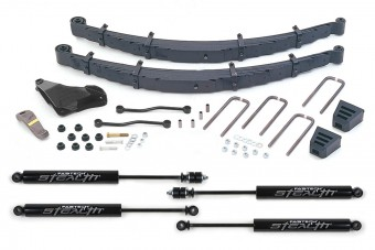 "5.5"" PERF SYS W/STEALTH 00-05 FORD EXCUR W/GAS & 6.0L DIESEL 4WD"