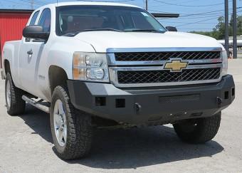Fortis Front Bumper