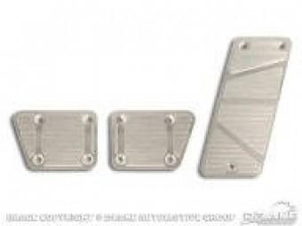 Accelerator / Brake / Clutch Pedal Pad Set