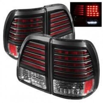 LED Tail Lights - Black