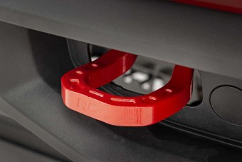 Forged Tow Hooks (19-21 Chevy 1500   Red)