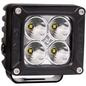 Rugged Vision Off Road LED Spot Light
