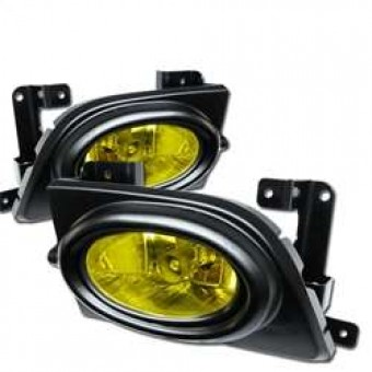 OEM Fog Lights with Switch - Yellow