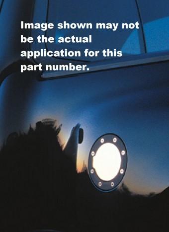Race Style Billet Fuel Door