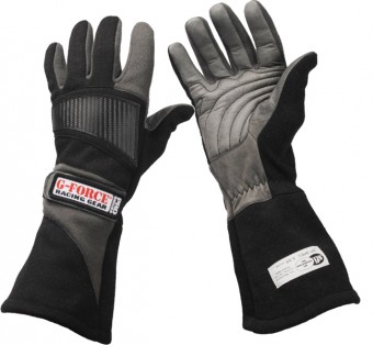 GF PRO SERIES GLOVE SFI 3.3/5 X-LARGE BLACK