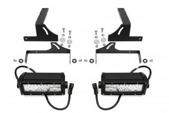 CHEVROLET SILVERADO 1500 Rear Bumper LED Mounting Brkts