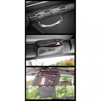 Interior Upgrade Kit; 10-16 Jeep Wrangler JK
