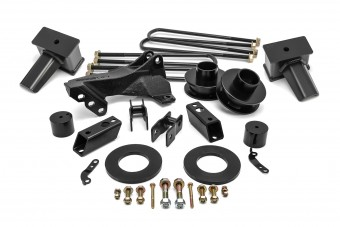 2017-2018 FORD F250/F350 2.5'' SST Lift Kit with 4''- 2 Piece Drive Shaft