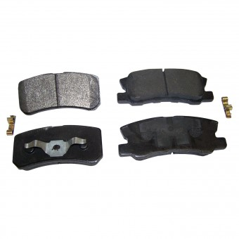 Disc Pads and Brake Shoes