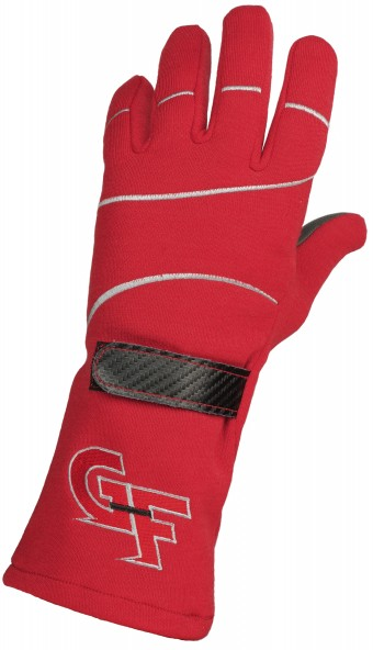 G6 GLOVE X-LARGE RED