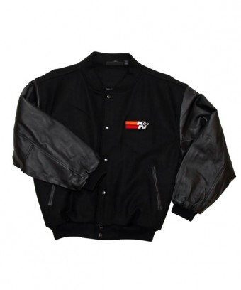 Wool & Leather Jacket - Special Order