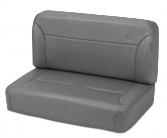 TrailMaxT II Rear Bench Seat Fixed Seat Back
