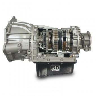 Transmission - 2006-2007 Chev LBZ Allison 1000 6-speed 4wd