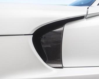 Agency Power Carbon Fiber Side Fender Inserts SRT Viper 13-17 Agency Power