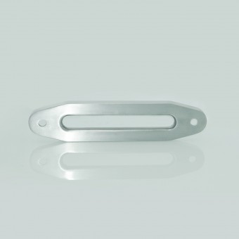 """10"""" Aluminum Fairlead for Synthetic Rope"""