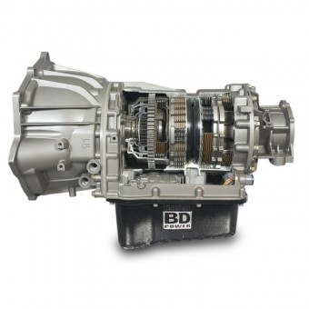 Transmission - 2006-2007 Chev LBZ Allison 1000 6-speed 2wd