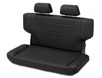 TrailMaxT II Rear Bench Seat Fold And Tumble Style
