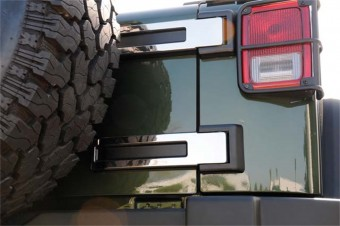 T1 Series Spare Tire Carrier Hinge Kit