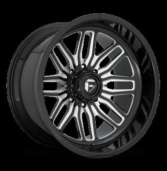 FFC66 Gloss Black Milled