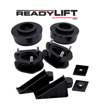 2009-12 DODGE-RAM 1500 2.5'' Front with 1.5'' Rear SST Lift Kit