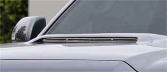 Billet Series Hood Scoop Grille