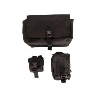 Roll Bar Storage Bag System, MOLLE; 18-20 Jeep Wrangler/2020 Gladiator (Rubicon)