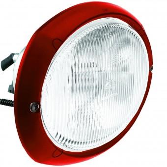 Oval 120 Xenon Flush Mount Work Lamp (MR)