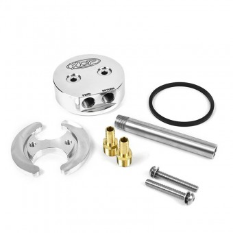 Fuel Tank Sump - One Hole Design Special Polished Edition XDP